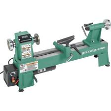 Grizzly T25926 10 X 18 Variable Speed Benchtop Wood Lathe