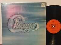 Chicago self titled Transit Authority II VG+ UK 2LP 25 OR 6 TO 4!!!