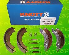 Knott Avonride Brake Shoes 8x1 9/16in 20,32 1647 - 20,32 -1647 - 38196.01V