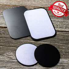 8X PCS Metal Plates Adhesive Sticker Replace For Magnetic Car Mount Phone Holder