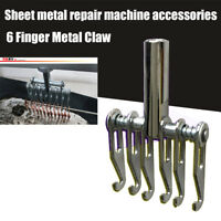 Car Sheet Metal Repair tool  6-Finger M14 Thread Dent Pulling Claw Paw