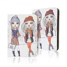 Universal Tablet Tasche Schutzhülle Cover Girls für 7-8 Zoll