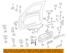 GM OEM FRONT DOOR-Hinge Assembly Pin 88891731