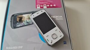 Nokia N86 - 8GB - White (Unlocked) Smartphone