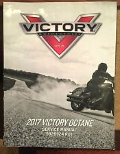 VICTORY MOTORCYCLES USA 2017 VICTORY OCTANE SERVICE MANUAL  9926924 R01
