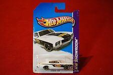 Hot Wheels - '70 Buick GSX - 2013 HW Showroom - 249/250 1:64 White 5SP