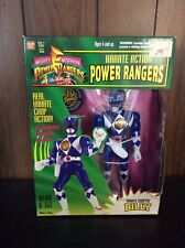 Mighty Morphin Power Rangers Karate Action Billy Bandai 1994 *New In Box*