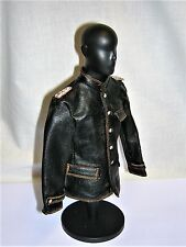 DID 1/6th Scale WW2 German Tank Commander's Leather Jacket - Peiper