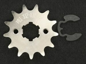 PBI - 332-13 -  Front Countershaft Sprocket, 13T - Made In USA
