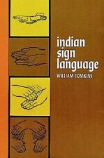 Native American: Indian Sign Language by William Tomkins (1969, Paperback, Repr…