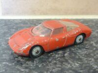 VINTAGE HUSKY FERRARI BERLINETTA 250 GT RED TOY CAR GOOD CONDITION FOR AGE