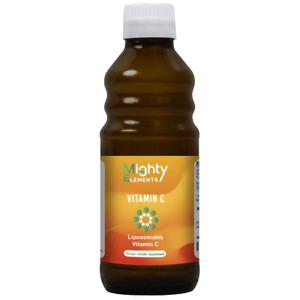 Liposomales Vitamin C (1000 mg) 250 ml vegan aus Deutschland