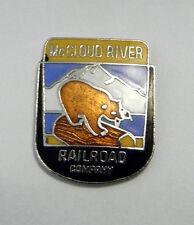 McCloud River Railway MCR Railroad Embroidered Cap Hat #40-2243