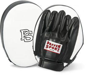 Paffen Sport Fit Tellerpratze für Boxen, Kickboxen, Muay Thai, Karate, Taekwondo