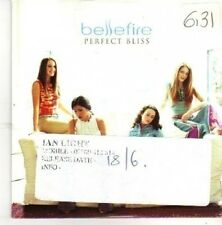 (BZ309) Perfect Bliss - Bellefire - 2001 DJ CD
