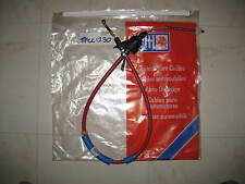 New clutch cable-QCC1230-Compatible avec: VAUXHALL CAVALIER MK2 & OPEL ASCONA (1981-88)