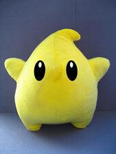 30CM Super Mario Bros Power Star Luma Plush Anime Stuff Starfish Toy Game PL9026
