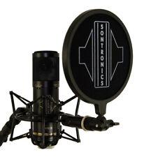 Micrófono condensador Sontronics STC-3X Pack Con Accesorios Negro (nuevo)