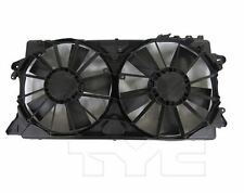 TYC 623620 Dual Rad&Cond Fan Assy for Ford F150 2011-2014 Models