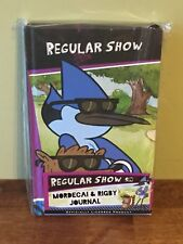 Cartoon Network Regular Show Mordecai & Rigby Journal  Imperfect Package