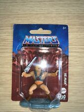 New Mattel Masters Of The Universe Micro Collection He-Man GYD67