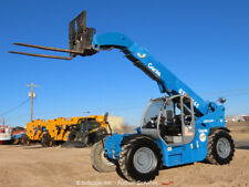 2013 Genie Gth-1544 44' 15,000Lb Telescopic Reach Forklift Telehandler bidadoo