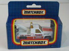(VG) Matchbox GMC WRECKER - 71