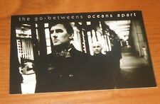 The Go-Betweens Oceans Apart Postcard Sticker Original Promo 5.5x3.5