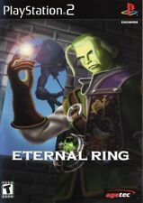 Eternal Ring - Playstation 2 Game Complete