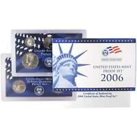 2006 S U.S. Mint Proof Set