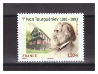 FRANCE .N ° 5283   .1,30  €  IVAN TOURGUENIEV    NEUF   **. SUPERBE .