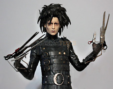 Johnny Depp as Edward Mani Di Forbice Scissorhands 1:4 Scale Statue Hollywood