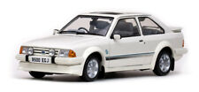 FORD ESCORT RS TURBO WHITE 1:18 SUPERB DIECAST MODEL VERY RARE COLLECTORS BOXED
