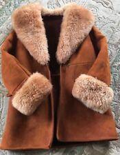 Hippy Sheepskin Vintage Coats & Jackets for Women