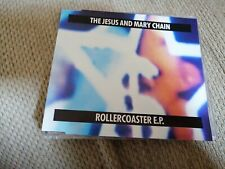 The Jesus And Mary Chain Rollercoaster CD Single