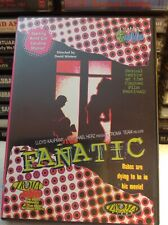 Fanatic (DVD, 2000) Rare Horror Troma Underground Cinema Toxic Avenger
