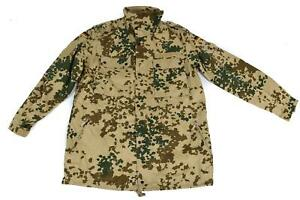 Genuine German army field jacket Army issue Desert combat tropic Size GR.8