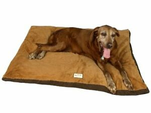 Armarkat Brown Pet Bed, 47-Inch by 36-Inch by 5-Inch