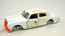 Matchbox Superfast No. 39C Rolls Royce Silver Shadow Pre-production model white