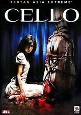 Cello. Stylish Slow-Burning K-Horror Chiller. Brand New In Shrink!