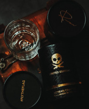 PETE'S PIRATE LIFE Whiskey Tumbler Peter McKinnon BIGiDESIGN Handmade SOLD OUT