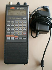 AOR AR 1000 Scanner + Adapter / Charger  + BONUS Antenna