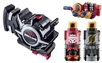NEW Bandai Kamen Rider Build DX Evol Trigger & DX Evol Driver Belt Set Japan Toy