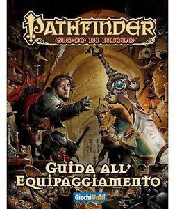 Manuale Pathfinder Gioco di Ruolo - Guida all'Equipaggiamento IT by Giochi Uniti