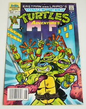Teenage Mutant Ninja Turtles Adventures (2nd Series) #23 (Newsstand) VF; Archie