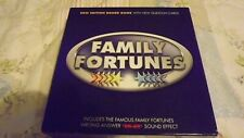 BRITANNIA New Edition Family Fortunes  Board Game Includes 'UH-UH' Sound Effect