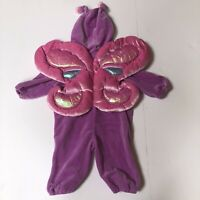 Miniwear Baby Girl Butterfly Costume 6-9 Months Pictures Halloween Cozy One Pc
