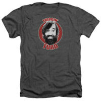 Last Man on Earth TV Show Phil Miller FRIGGIN' TURD Heather T-Shirt All Sizes