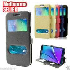 Unbranded/Generic Transparent Synthetic Leather Mobile Phone Fitted Cases/Skins