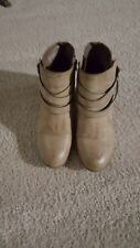 Ankle Booties Size 6